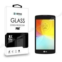 Eiroo LG L Fino Tempered Glass Cam Ekran Koruyucu