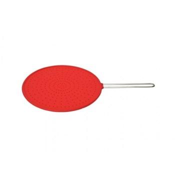 Tantitoni 012-01-Silikon Kırmızı Yağ Sıçratmaz 28Cm