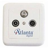 Atlanta 001 Sonlu Uydu Prizi