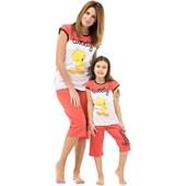 Roly Poly 3265 Anne Pijama Takımı Tweety Narçiçeği M 21210776