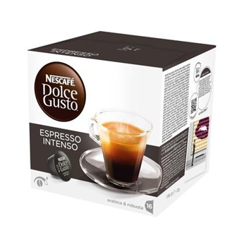 Nescafé® Dolce Gusto® Espresso Intenso Kapsülü 24653550
