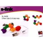 S-link SL-H430 4 Port Usb