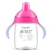 Philips Avent Yeni Penguen Damlatmaz - 18m+ 12 oz/340 ml Pembe 33503987