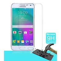 Microsonic Temperli Cam Ekran Koruyucu Samsung Galaxy E7 Film