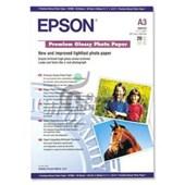 EPSON A3 PREMİUM GLOSSY PAPER 20Lİ 255GR