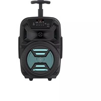 Zore ZQS-6111 With FM Radio Bluetooth Speaker