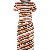 Bpc Selection Penye Elbise - Turuncu 32960680