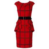 BODYFLIRT boutique Elbise - Kırmızı 24486987