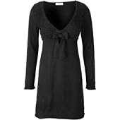 Bodyflirt Örgü Elbise - Siyah 32232606