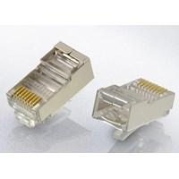 S-link SL-M66 CAt6 100lük Metal FTP Jack Pak