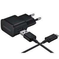 Samsung Travel Adapter Micro Usb Seyahat Şarjı Siyah - EP-TA12EBEUGWW