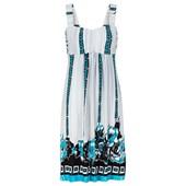 BODYFLIRT Penye elbise - Beyaz 23634236