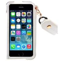Meidu iPhone 5 Tam Pencereli Beyaz Kılıf MGSUXCDEKQ3