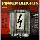 Thomastik Infeld Gitar Aksesuar Elektro Power-Brights Tel Pb109 31639858