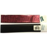 Amaco Hobi Plastiği Friendly Plastic Desenli Kırmızı/Siyah 70098v