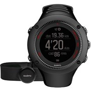Suunto SS021257000 Ambit3 Run Black HR