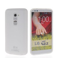 Microsonic Lg G2 Clear Soft Şeffaf Kılıf