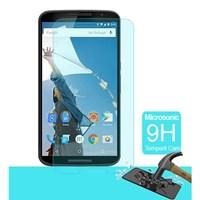 Microsonic Temperli Cam Ekran Koruyucu Motorola Nexus 6 Kırılmaz Film