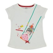 Baby&Kids Salıncak Tshirt Ekru 3 Yaş 24563611