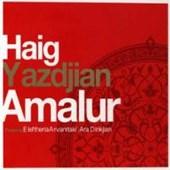 JET PLAK Haig Yazdjian / Amalur CD