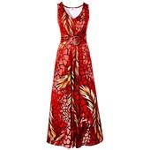Bpc Selection Maxi Penye Elbise - Kırmızı 27881312