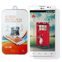 LG L80 Kırılmaz Cam Ekran Koruyucu