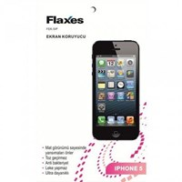 Flaxes FEK-5IP Iphone 5 Ekran Koruyucu