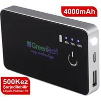 GreenTech GT-PB17 4000mA Portatif