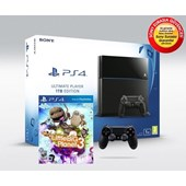 Sony PS4 1 TB + 2.Kol + Little Big Planet + Sony Eurasia Garantili