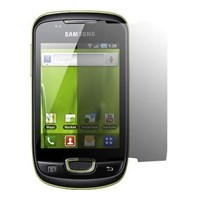 Samsung Galaxy Mini S5570 Anti Glare Mat Ekran Koruyucu Tam 3 Adet