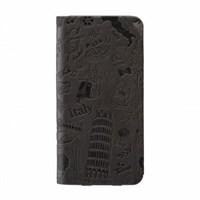 Ozaki O!coat Travel Rome iPhone 6/6S Plus Kılıfı (Siyah)