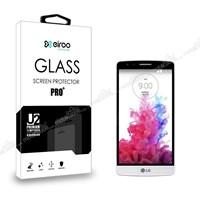 Eiroo LG G3 S / G3 Beat Tempered Glass Cam Ekran Koruyucu
