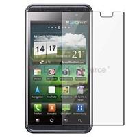 LG Optimus 3d P920 Anti Glare Mat Ekran Koruyucu Tam 3 Adet
