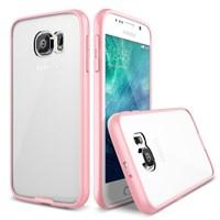 Verus Samsung Galaxy S6 Crystal Mixx Series Kılıf - Renk : Baby Pink