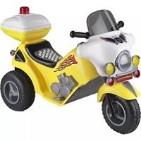 Babyhope Panthera 6 Volt Sarı Akülü Motor