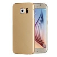 Microsonic Premium Slim Kılıf Samsung Galaxy S6 Kılıf Gold