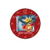Cadran Luxury Happy Party Bombeli Cam Duvar Saati-5 32754663