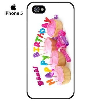 Kişiye Özel Doğum Günü iPhone5 Kılıf