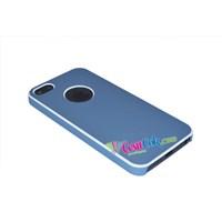 Apple iPhone 5 Çift Renkli Plastik Arka Kapak