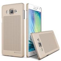 Verus Samsung Galaxy A7 Case Slim Dot Series Kılıf - Renk : Shine Gold