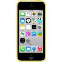 Mf038Zm/A İphone 5C Silikon Kılıf Sarı