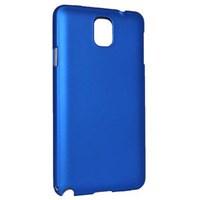 Samsung Galaxy Note 3 Rubber Kapak - Kılıf Mavi