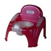 Babyjem Afacan Lazımlık Sandalye Pembe - Bx_Bjem-004-Pm