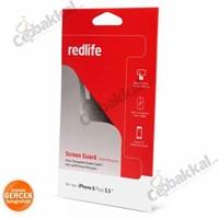 Redlife Ultra Şeffaf Ekran Koruyucu İphone 6 Plus Ön
