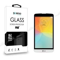 Eiroo LG L Bello Tempered Glass Cam Ekran Koruyucu