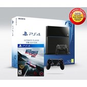 Sony PS4 1 TB + 2.Kol + Need For Speed Rivals + Sony Eurasia Garantili