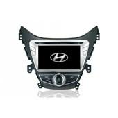 Sm Audio Hyundai Elantra Oem Multimedya Navigasyon Cihazı