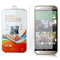 HTC One M8 Kırılmaz Cam Ekran Koruyucu
