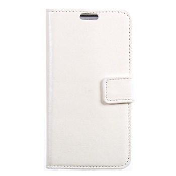 xPhone Nokia XL Cüzdanlı Beyaz Kılıf MGSEMNSTY35