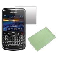 BlackBerry Bold 9700 Anti Glare Mat Ekran Koruyucu Tam 3 Adet